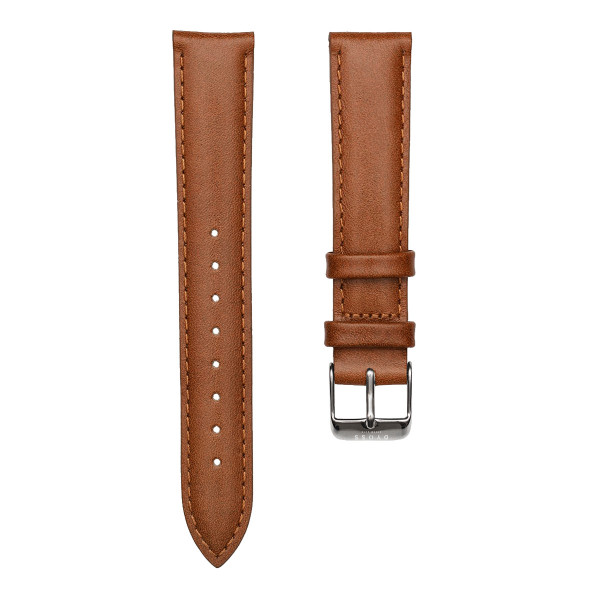 Tan Leather Straps-18-dây nâu