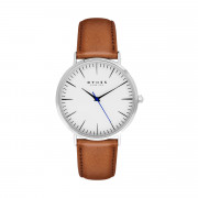 Iconic White - Tan Leather - 36mm | upweb_gocchinh_12