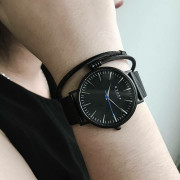 Cable Cuff - Black/S | IMG_7985
